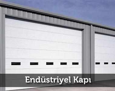 Endüstriyel Kapı Sistemleri